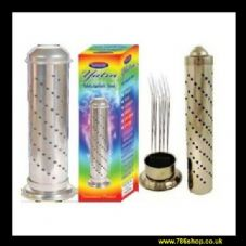 Stainless Steel Incense holder, Agarbatti Stand Holder ( Brand new ) x 1